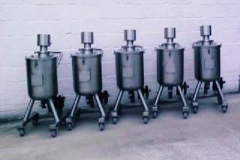 50 L Tablet Coated Vessels
